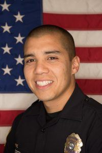 Officer Jean Pierre Calderon