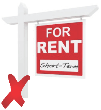 Homeowners Guide - Short Term/Vacation Rentals