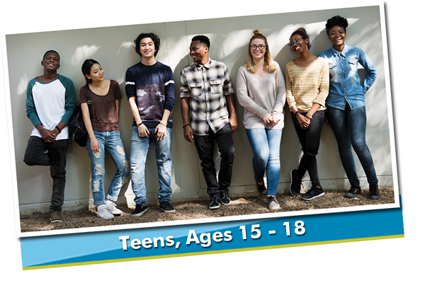 Youth Council Board. Teens ages 15 - 18